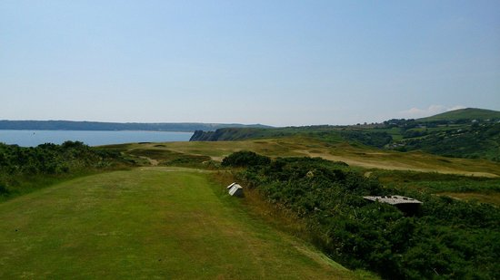 Pennard Golf Course
