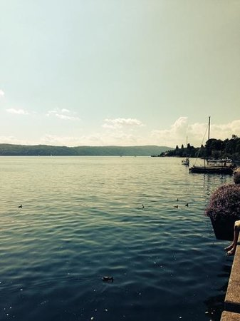 Bodensee: beautiful views of Lake Constance
