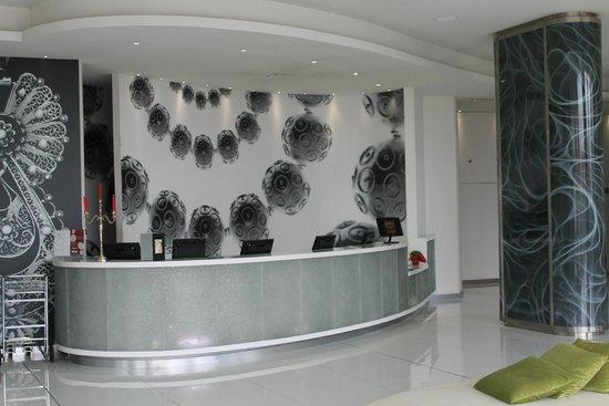 Melia Braga Hotel & Spa: Área do Hotel