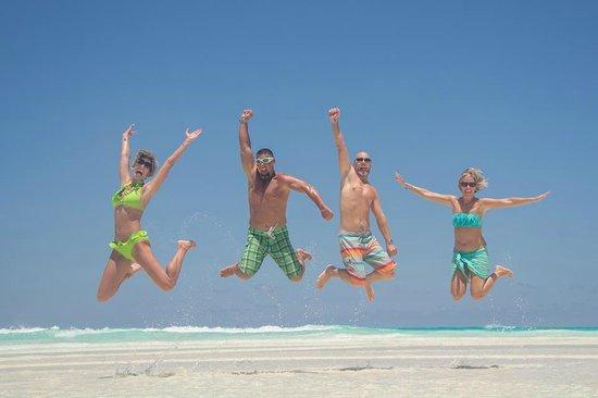 Live Aqua Beach Resort Cancun: Photo shoot