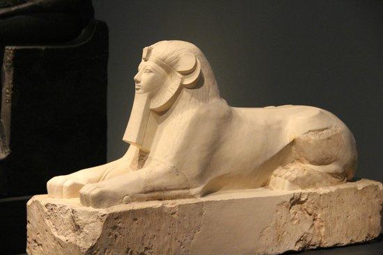 The Metropolitan Museum of Art: Sculpture of Egypt