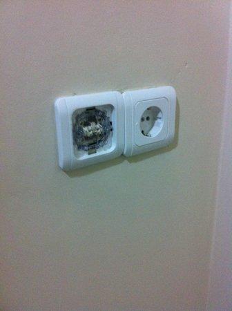 Minel Hotel: Interrupteur sans cache