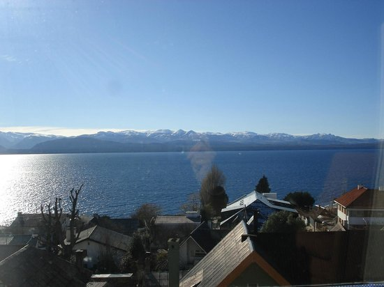 NH Bariloche Edelweiss : Vista desde la habitación (hab. 'Superior' - 5to piso)