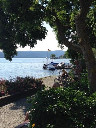 Bodensee: views of lake constance