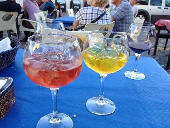 Bar Kiki: Summery drinks