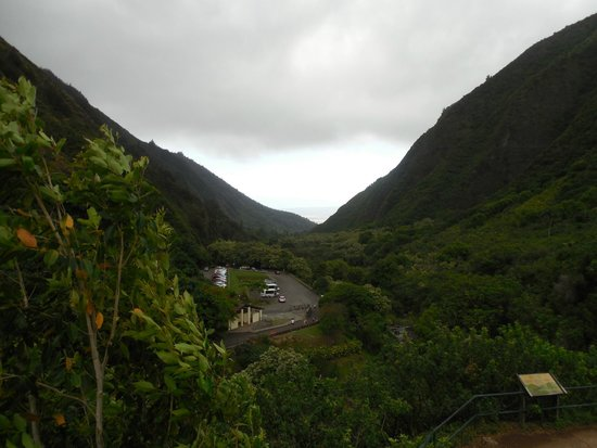 Iao Valley State Monument : Iao Valley