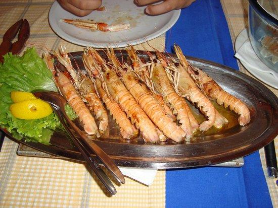 Zal: Seafood