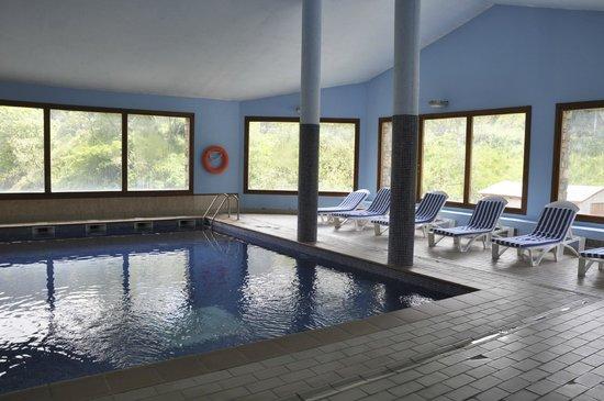 Hotel Segle XX: Fantástica piscina cubierta