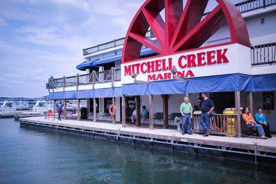 Mitchell Creek Marina & Resort : getlstd_property_photo