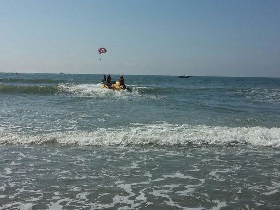 Ocean Watersports: Heading out