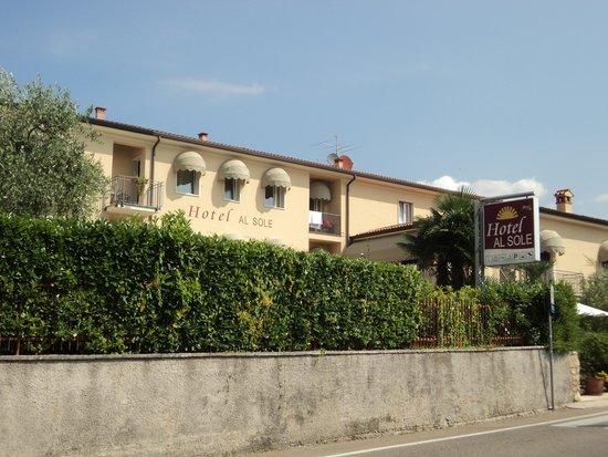 Hotel al Sole: Außenansicht