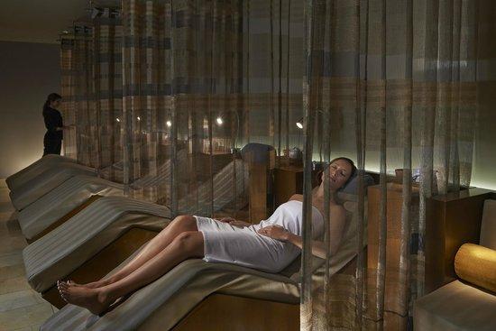 Mandarin Oriental, Miami: Spa Relaxation Area