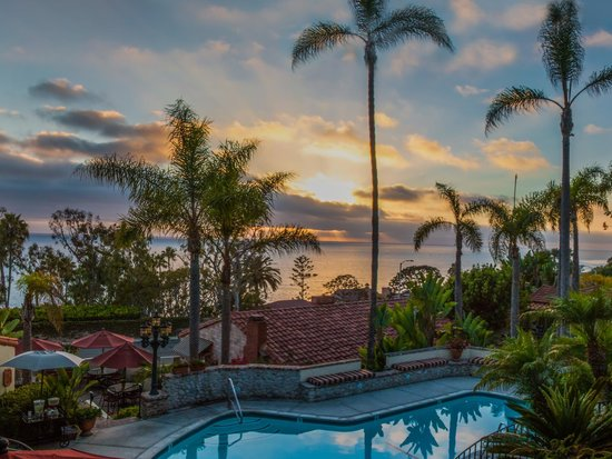 Casa Laguna Hotel & Spa: Just another perfect Laguna Beach sunset.