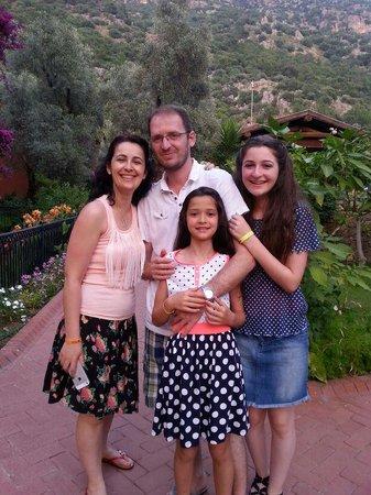 Suncity Hotel & Beach Club : aile sıcaklığı