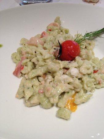 Hotel Bergschlössl: specialità dello chef 1