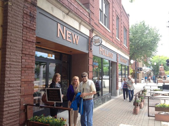 New Holland Brewing Company : Great stop