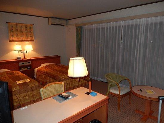 Ishigaki Seaside Hotel: 部屋