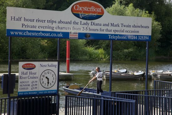 ChesterBoat: Embarking