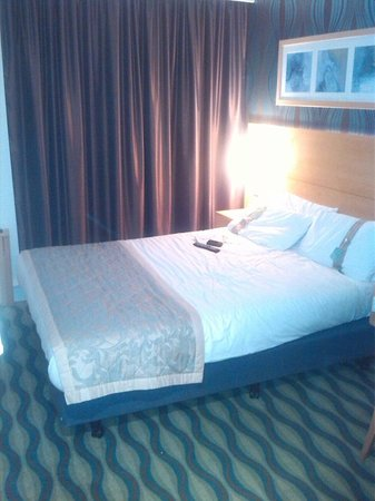 Holiday Inn Birmingham City Centre: Standard Double