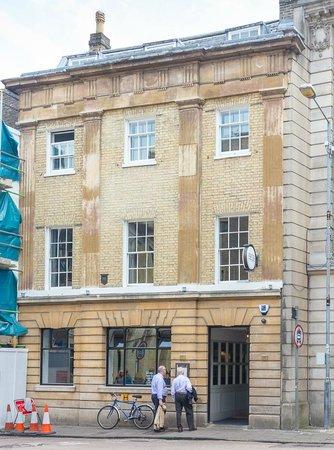 Pint Shop exterior, Cambridge