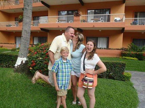 Villa del Palmar Beach Resort & Spa: Great time