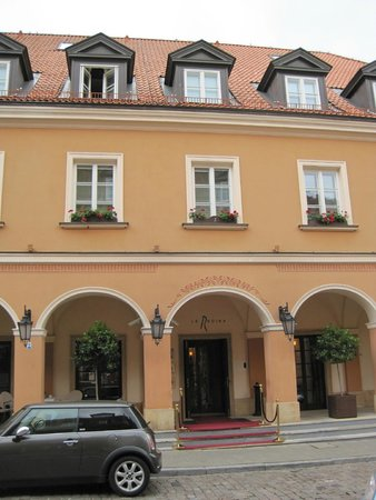 Mamaison Hotel Le Regina Warsaw: Hotel Le Regine Warsaw