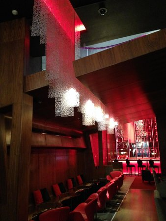 Cape Town Marriott Hotel Crystal Towers : Ruby Lounge