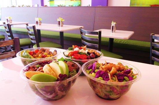 Greenwich Salad Co