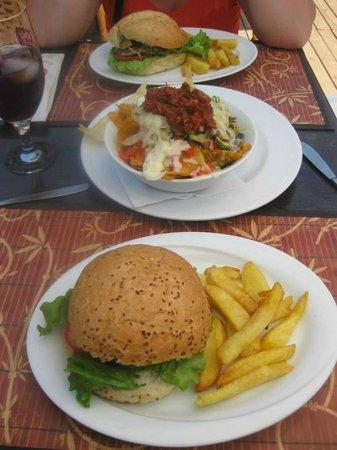Plage d'Oludeniz (Lagon bleu) : AMAZING food @ Seahorse