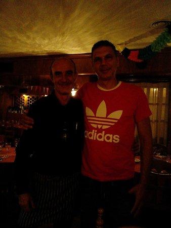 Restaurant Koxkera: JORDY  E  GIOVANNI
