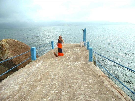 Isola Bella Hospedagem : No peer