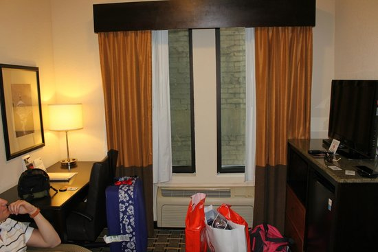 Holiday Inn Express & Suites Atlanta Downtown: A room with a View
