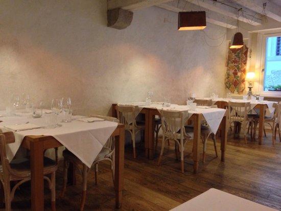 Antica Maddalena: Salle du restaurant