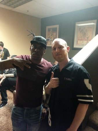 MGM Grand Hotel and Casino : Coolio & I
