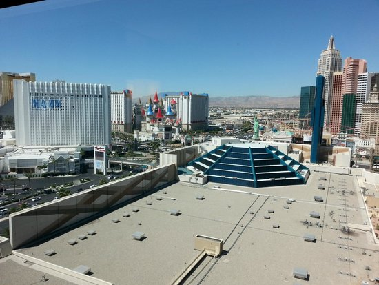 MGM Grand Hotel and Casino: view