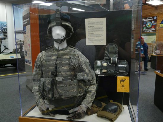 Texas Military Forces Museum: Modern
