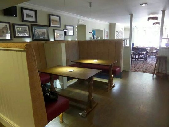 Mountain View Pub & Restaurant: Refurb