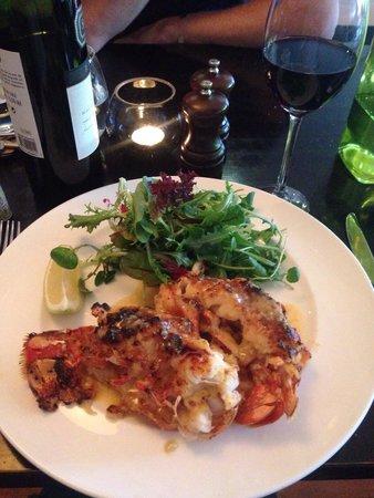 Luigi's Restaurant: Lobster