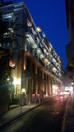 Electra Palace Athens: Electra Palace hotel