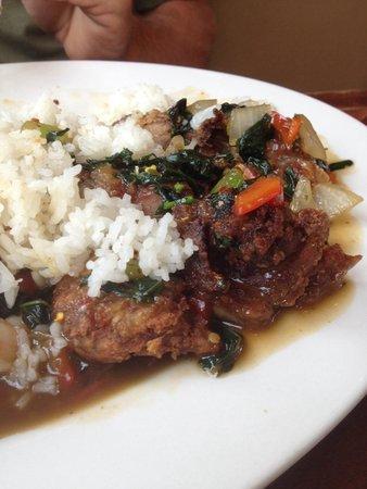 Chang Thai Cuisine: Delicious Crispy Duck