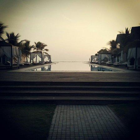 Anilana Pasikuda: Early Morning view