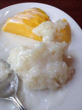 Chang Thai Cuisine: Dreamy Mango and Sticky Rice!
