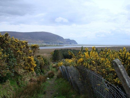 Atlantic Drive on Achill Island: Achill Island View