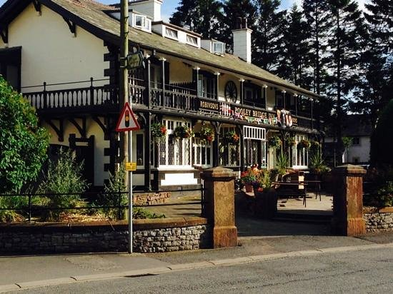 Pooley Bridge Inn: June 2014