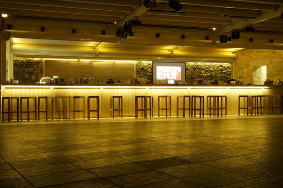Ostria Resort & Spa : Bar