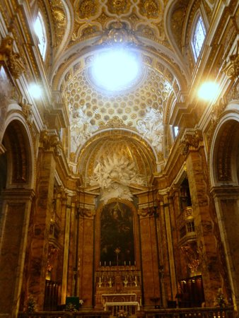 Church of St. Louis of the French: Inside