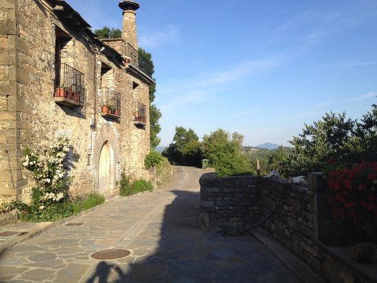 L'Abadia de Sieste : Taken from the bar