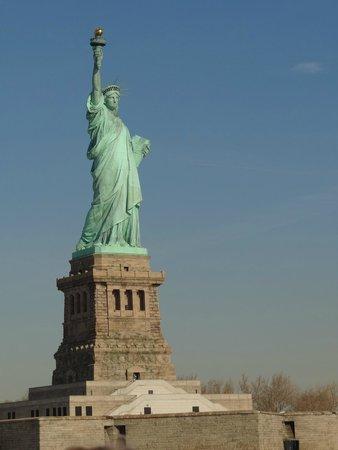 Statue de la liberté : Espetacular!!