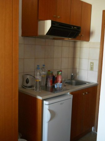 MariRena Hotel: Кухня