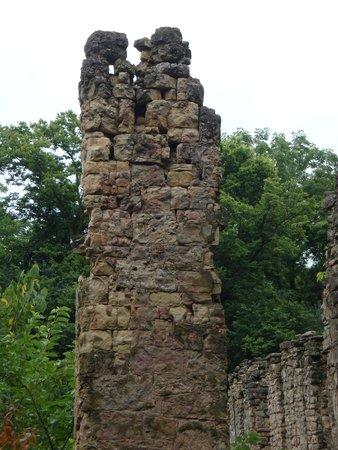 Vermillion Falls: Old Mill Ruins